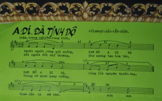 Âm nhạc trong kinh Phật